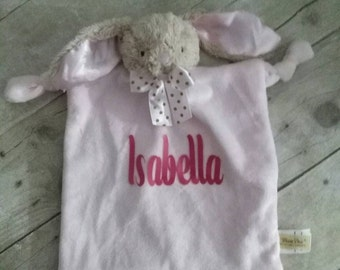 Personalized Bunny Lovie