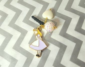 Lavender Alice Dust Plug