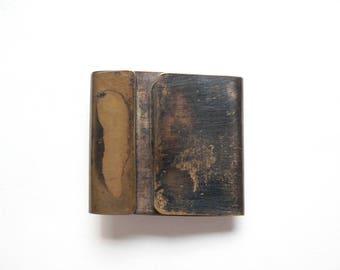 Statement brooch, Contemporary brooch, Modernist brooch, Contemporary jewelry, brutalist jewelry, Abstract Modern Jewelry