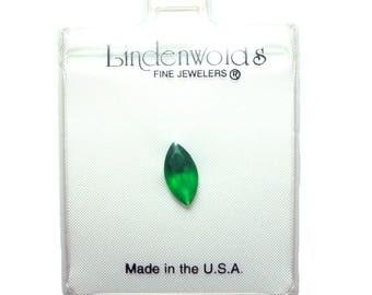 marquise green cubic zirconium