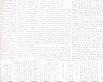 Moda - Compositions by BasicGrey - Newsprint White