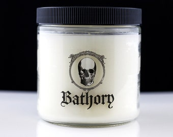 Large Scented Candle - Bathory - Blood Orange