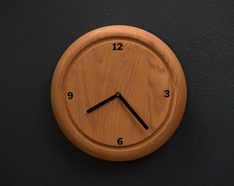 Vintage Wall Clock By Howard Miller
