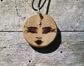 Little Miss Full Moon Necklace