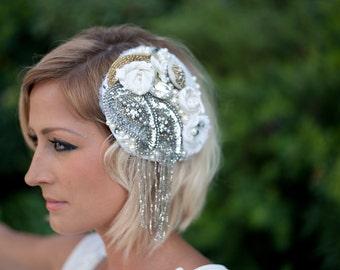 Side bridal hat