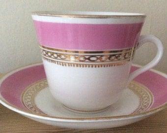 Victorian antique bone china tea cup