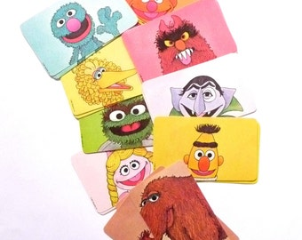 Sesame Street See and Know Color Cards