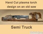 SEMI TRUCK design Hand (p...