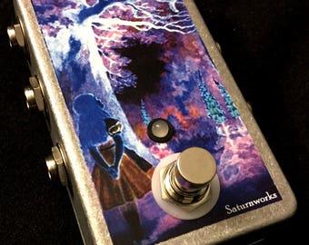 Saturnworks Pedal Order Switcher Guitar Pedal