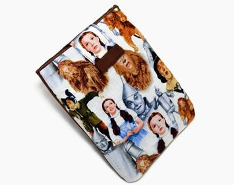 Tablet Case, iPad Case, Wizard of Oz, iPad Mini,  Kindle Fire, 7, 8, 9, 10 inch Tablet Cover, Sleeve, Cozy, FOAM Padding, Holiday Gift
