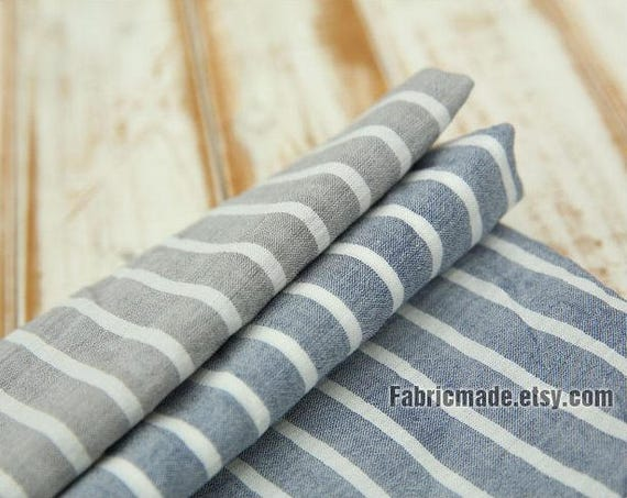 Cream Beige Caramel Baby Cotton Fabric, Double Layers Gauze Cotton Fabric - 1/2 yard
