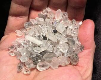 Tibetan Black Quartz Crystal