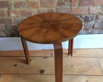Alvar Aalto For Finmar Side Table
