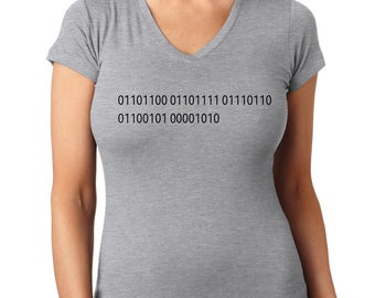 Programmer Computer Science Shirt, Geek Shirt for Comp Sci Major, Software Engineer, or Coder