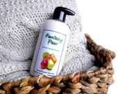 Fantasy Pear Lotion with Organic Ingedients - Vegan Body Butter in a Pump Bottle - 8oz - Pear Lotion