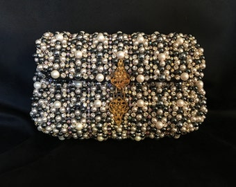 Jeweled Evening Clutch #6