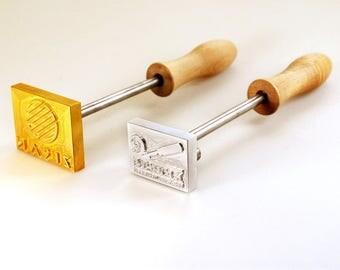 Custom Listing for Niki Suggs: Torch Heated Brass Iron