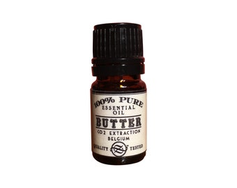 Butter CO2 Essential Oil, Belgium - 5 ml