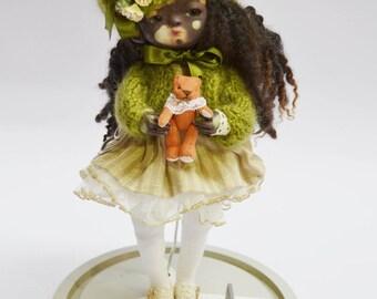 Natascia Raffio's doll