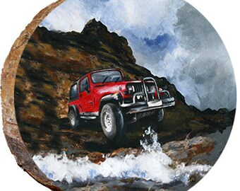 Mountain Jeep Riding - DPS159