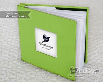 Baby Memory Book - Citrus