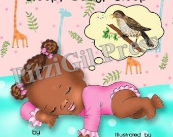 Book, Children's:  Sleep, Baby, Sleep
