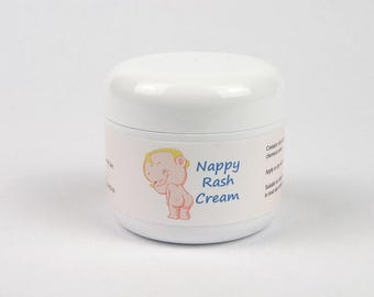 Nappy Rash Cream /1.8 oz (50 ml)