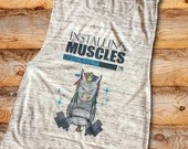 Installing Muscles Muscle Tank