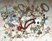 Lot3 Jewelry Destash-Braclets/Necklaces/Earrings-Great for altered