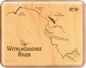 WITHLACOOCHEE RIVER MAP F...