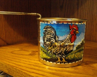 ROOSTER Rustic Vintage SIFTER