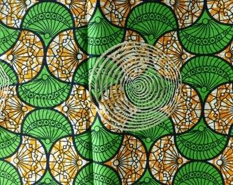 6 YARDS Mitex Holland Lace Wax Print Fabrics For Dresses& Craft Making /Sewing/African Ankara Print Craft Fabric NEW