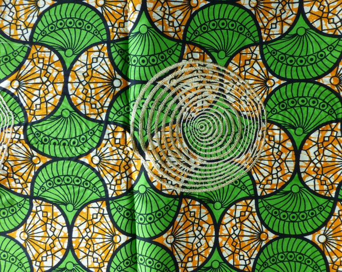 6 YARDS Mitex Holland Lace Wax Print Fabrics For Dresses& Craft Making /Sewing/African Ankara Print Craft Fabric NEW