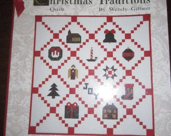 Christmas Traditions Quilt