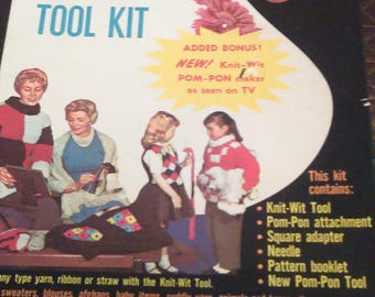 Vintage Knit Wit No. 58