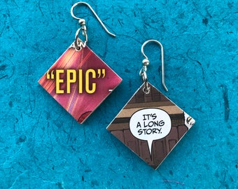 Epic Earrings