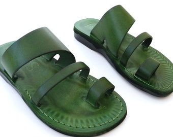 Greek Sandals, Sandals, Handmade Leather Sandals, Women Sandals, Men Sandals, Summer Sandals, Gladiator Sandals, Women's Shoes, TRIPLE