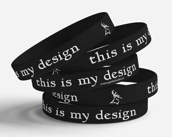 My Design jelly bracelet