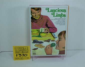 1970's Luscious Limbs Candy Set by Deliciously Detestibles -Mint and Sealed