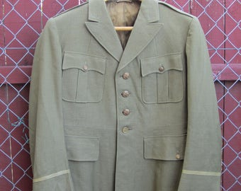 1930's Army Officer Tunic - RARE Item, RARE Size.