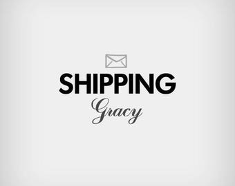 Shipping for Gracy