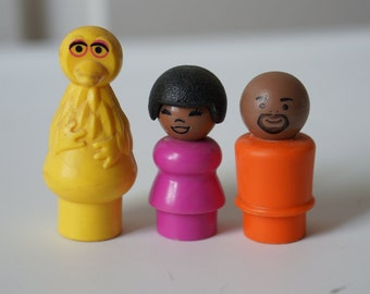 Fisher Price Sesame Street People