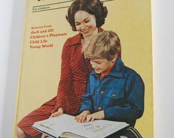 Vintage Children's Book, Julie Eisenhower's Favorite Stories