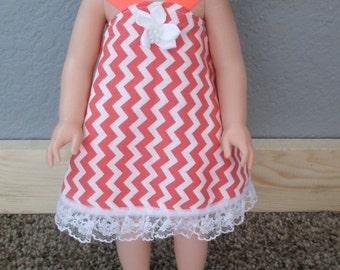 Handmade for Wellie Wisher Doll Summer Top & Capri Pant Set 2 Pc.