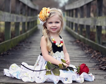Princess dress,Snow white dress,Belle Dress , Cinderella dress