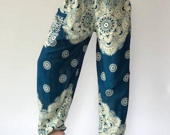 CH0018 Relax pants Aladdin Pants Maxi Pants Boho Pants Gypsy Pants Rayon Pants