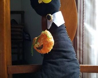 Edgar the Horror-Inspired Rag Doll