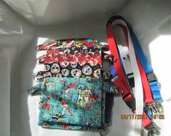 Fanny Pack/Waist or Overshoulder Bag/Messenger bag