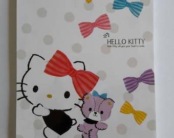 Kawaii Sanrio Hello Kitty  notepad