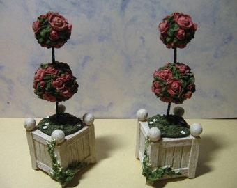 Mini Topiary Etsy